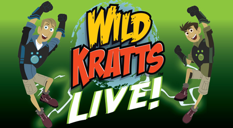 Fayetteville/Fort Bragg Happenings: WildKratts Coming To Fayetteville + Ticket Giveaway