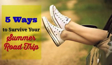5 Ways to Survive Your Summer Road Trip