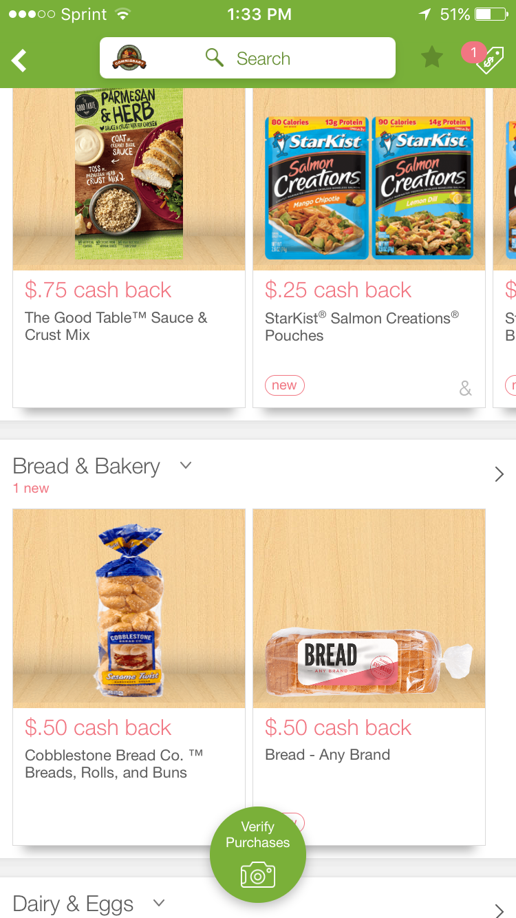 OMG: The App That Lets You Get Cashback from Commissary ...