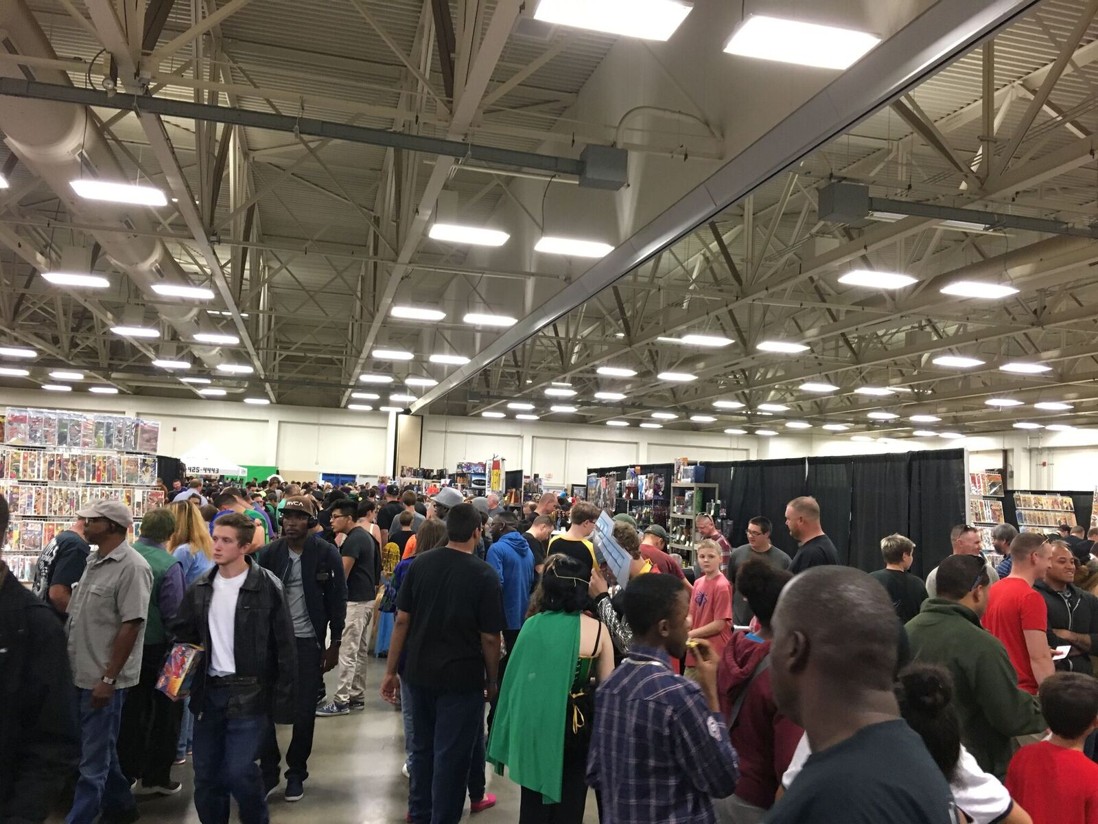 Fort Braggers: 2016 Fayetteville Comic Con Expands to Full Weekend