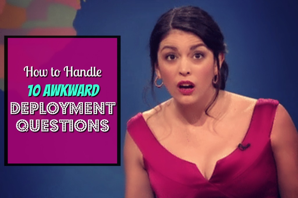 How to Handle 10 Awkward Deployment Questions