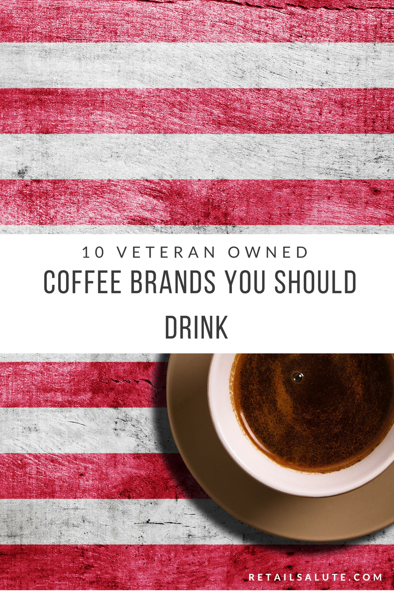 10 Veteran Owned Coffee Brands You Should Drink