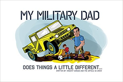 """My Military Dad Does Things a Little Different"" And 10 Other Books To Celebrate the Month of the Military Child"