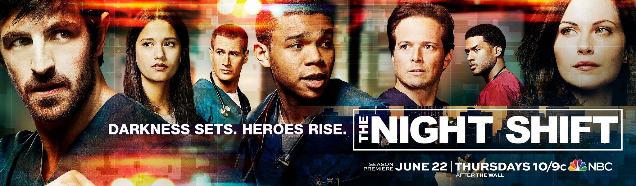 "Love Military Storytelling? Watch NBC's ""The Night Shift"""