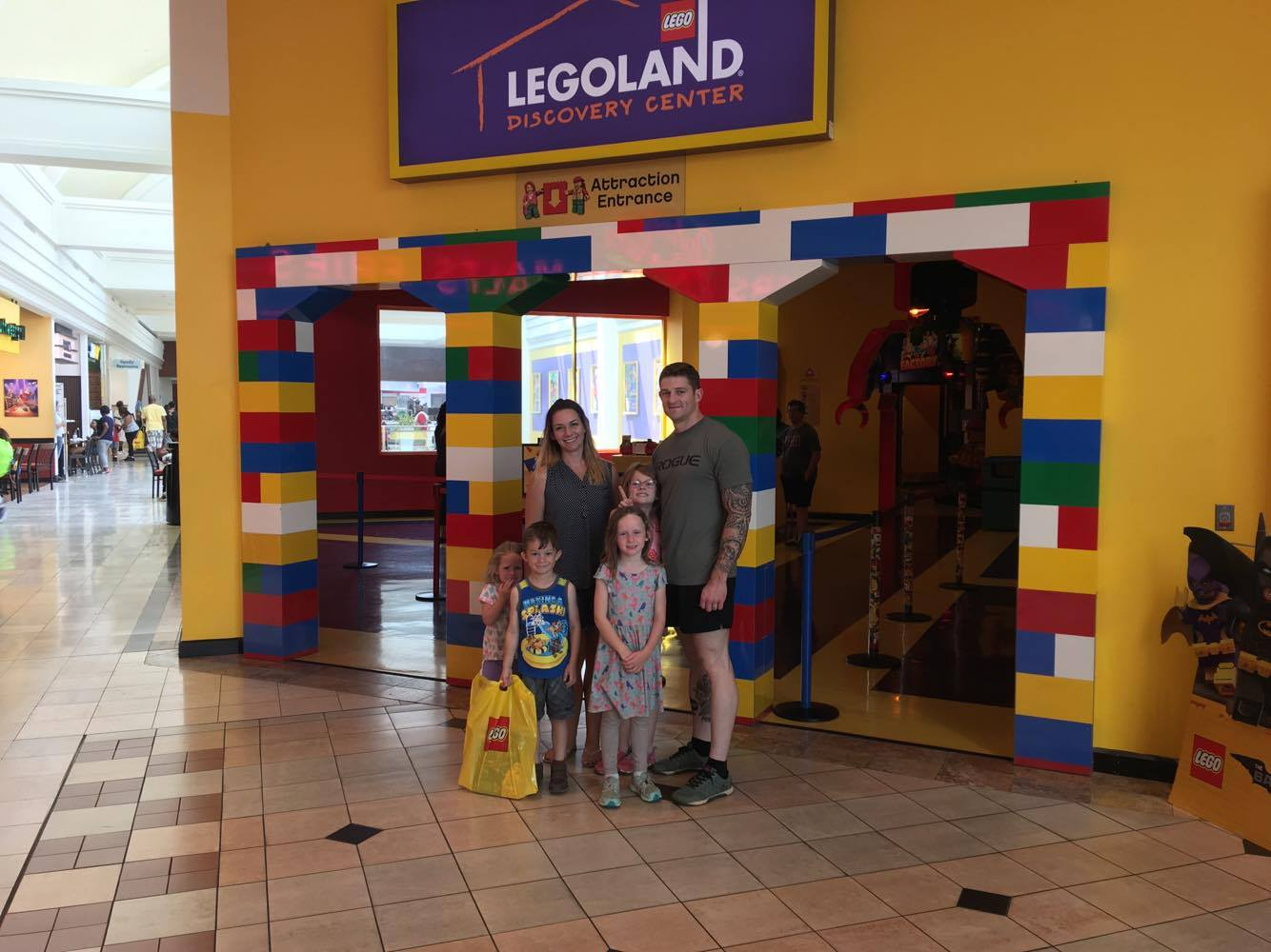 Legoland Discovery Center Atlanta: Summer Fun For Your Military family!