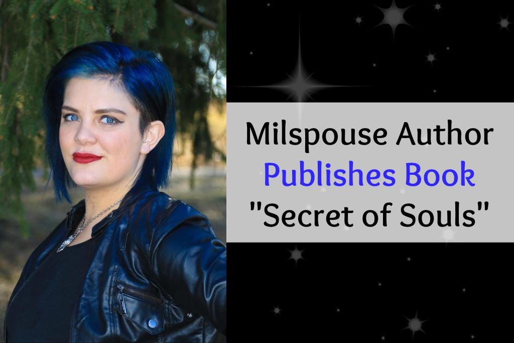 """Milspouse Author Publishes Book """"Secret of Souls"""""""