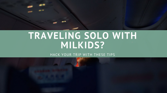Traveling Solo with Kids? Hack Your Trip with These Tips