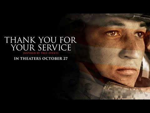 Universal Pictures and AMC Theatres Offer U.S. Veterans and Active-Duty Servicemembers up to 10,000 Free Tickets to Dreamworks Pictures' Thank You For Your Service