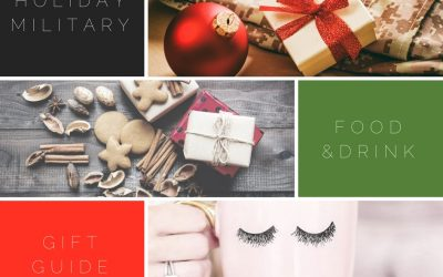 Military Gift Guide Series: 10 Food & Drink Gifts To Give With Military Promotions