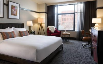 The Kimpton Journeyman Hotel Offers Military Giveaway; One Night Stay on Christmas Eve, 2017