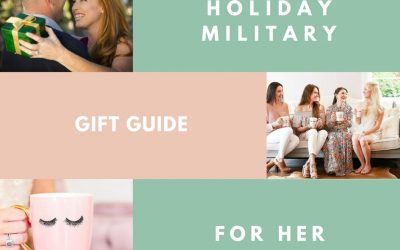 Military Holiday Gift Guide: 12 Gifts For Her