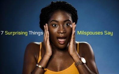 7 Surprising Things Milspouses Say