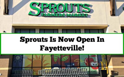 Sprouts is Now Open in Fayetteville