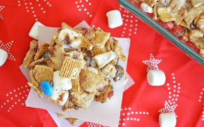 Chow Hall Foodie Fridays: Patriotic Smores