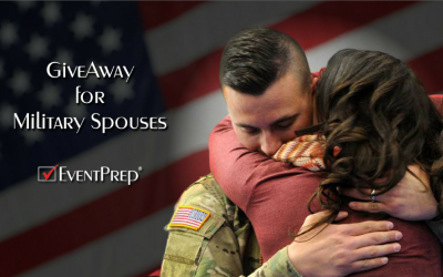OPERATION: EventPrep® $200,000 Franchise GiveAway for Military Spouses