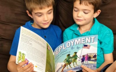 AW101 Giveaway: Deployment Book for Children