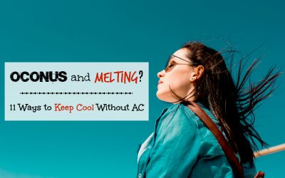 OCONUS and Melting? 11 Ways to Keep Cool Without AC