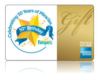Pampers Little Miracle Mission + $50 American Express Card Giveaway!!!!
