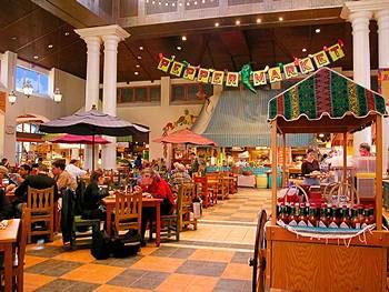 Coronado Springs Resort Restaurants Best
