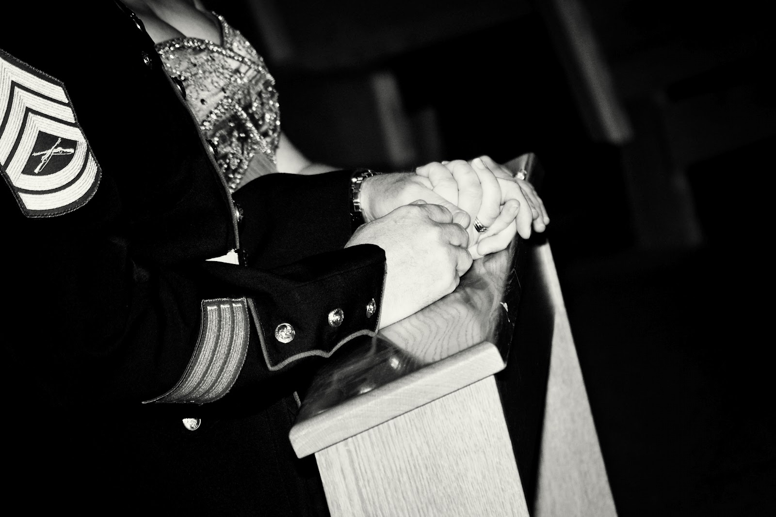 Dear 18 year old me….( A letter to the younger Marine wife in me)