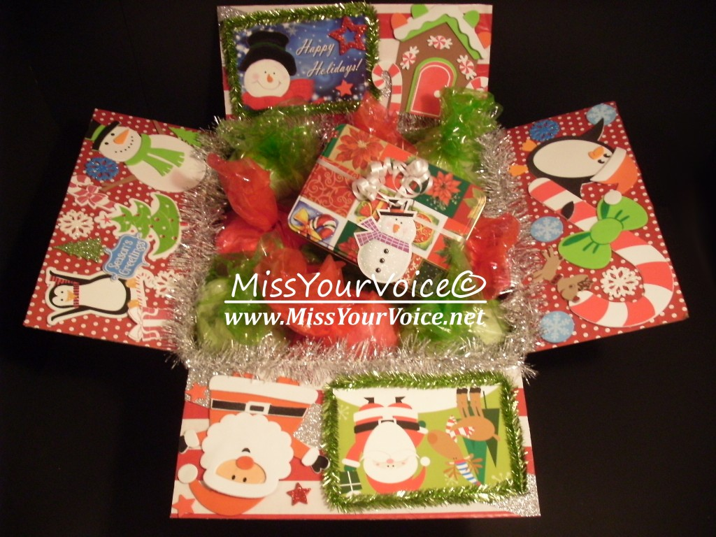 Day 4: Military Holiday Gift Guide...Miss Your Voice Care Package ...