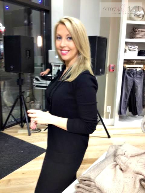 Army Wife 101 Loft Grand Opening Fayetteville NC