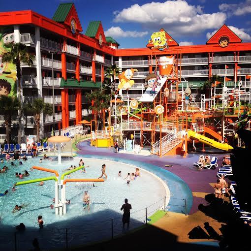 Military Discount Summer Travel Series: Nickelodeon Hotel