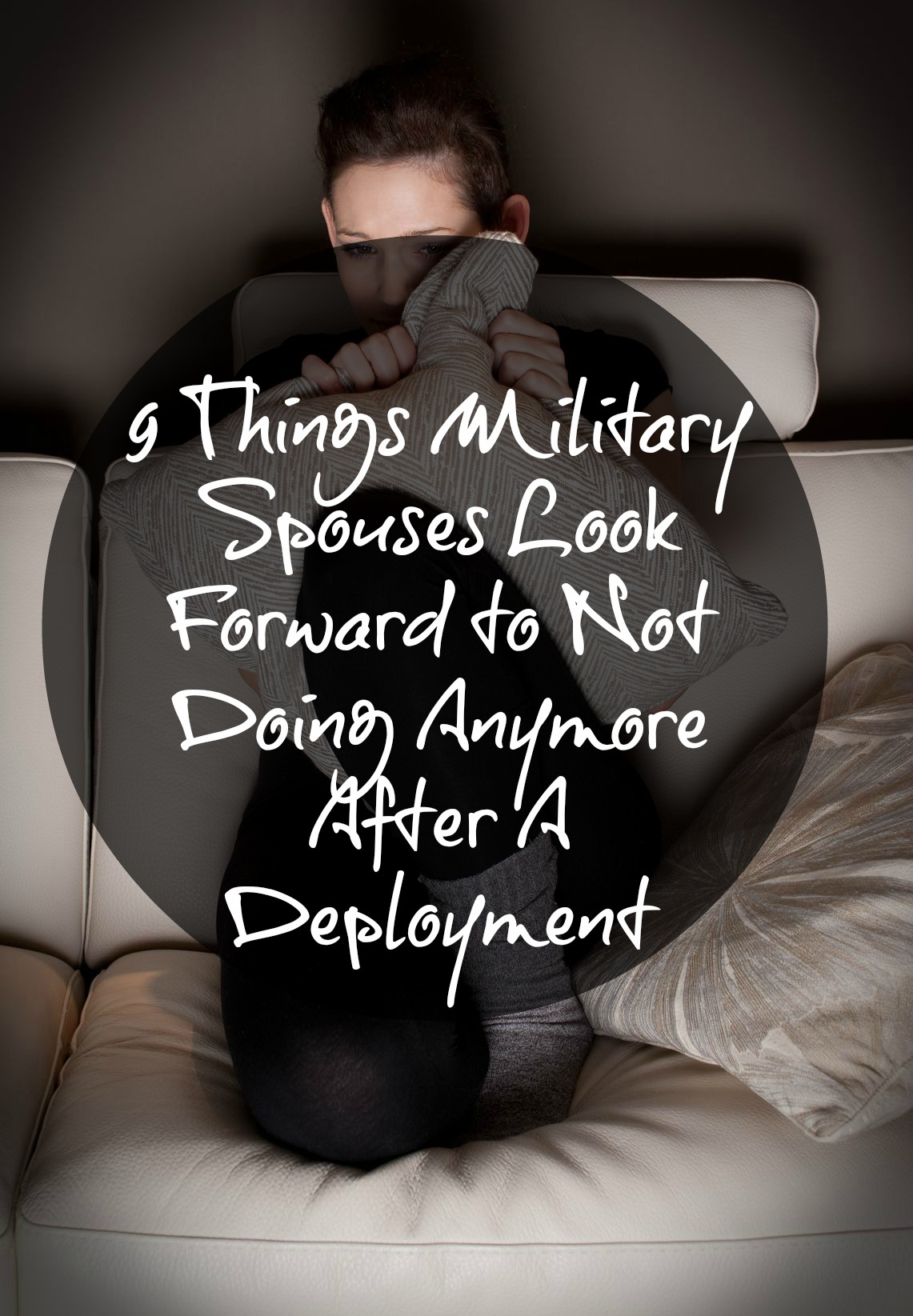 9 Things Military Spouses Look Forward To \