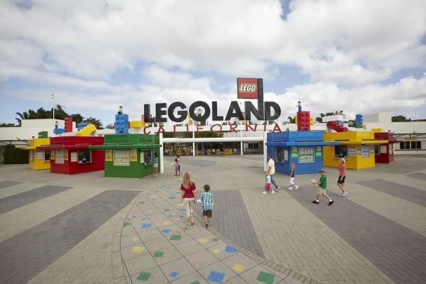 Image Credit: LegoLand California