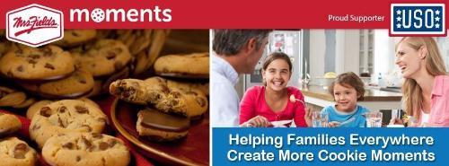 Interbake Foods Mrs Fields Cookies USO