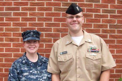 nicole-and-ben-in-uniform