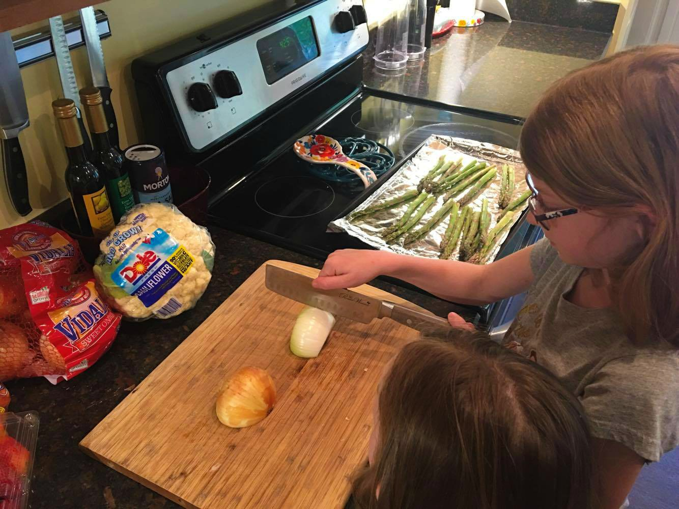 Produce For Kids: Feeding Your Military Family and America Too At The Same Time