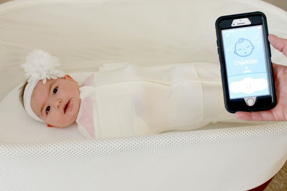 Milspouse Approved Snoo Smart Sleeper Snoo Military