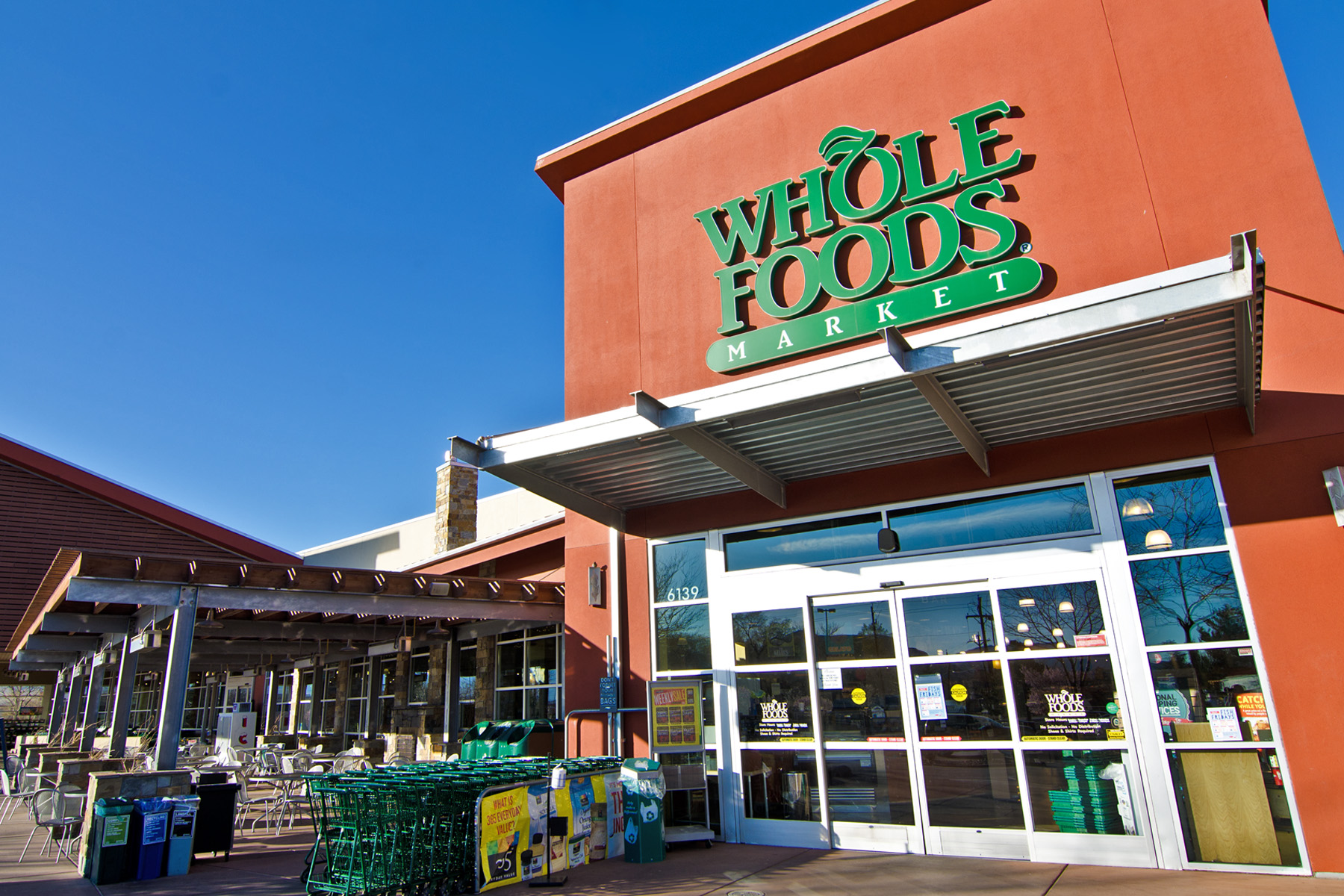 Military Families Can Receive Pantry Starter Kits From Whole Foods & Blue Star Families