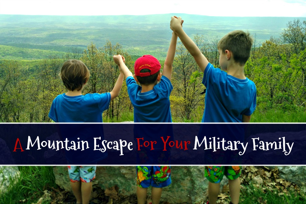 A Mountain Escape For Your Military Family
