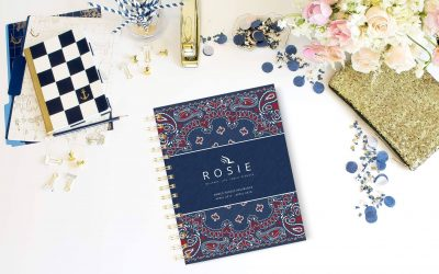 ROSIE Military Lifestyle Planner: Designed for Today's Military Spouse