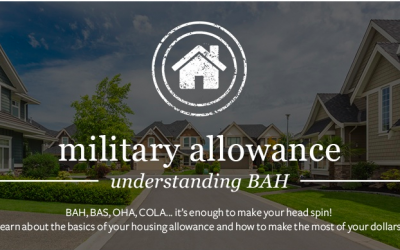 2018 BAH Military Rates And What You Should Know About BAH