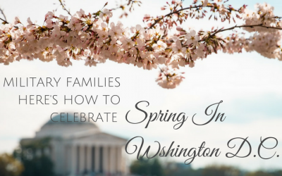 How Military Families Can Celebrate Spring in Washington DC