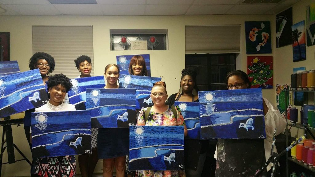5 Girls Night Activities To Do In Fayetteville Fort Bragg Nc