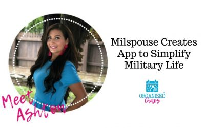 Milspouse Creates App to Simplify Military Life