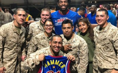 Fayetteville/Fort Bragg Happenings: The Harlem Globetrotters At The Crown Complex—ONE DAY ONLY!