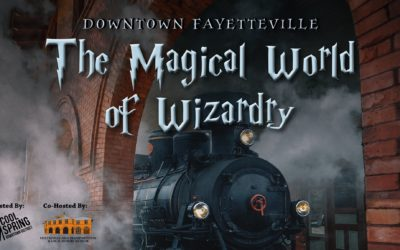 Attention Fort Bragg North Carolina Harry Potter Fans…Join Us Downtown Tonight & Tomorrow!