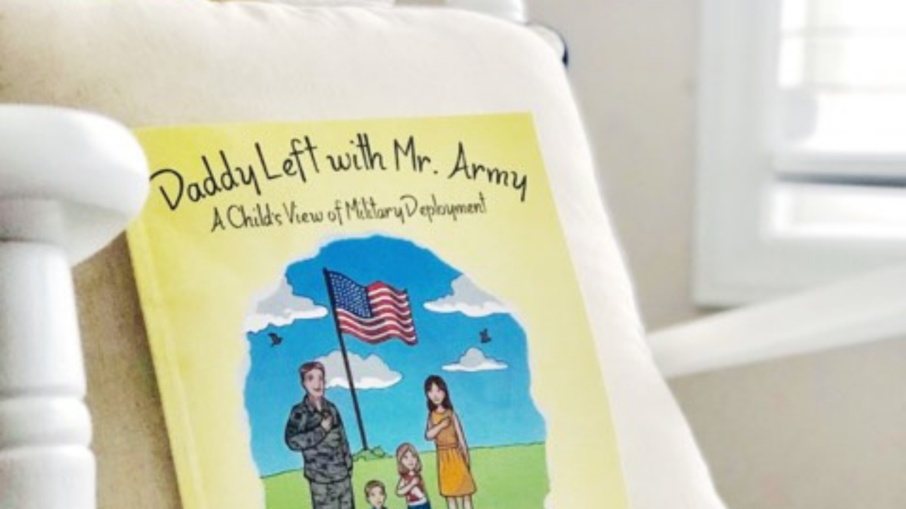 i miss you a military kids book about deployment
